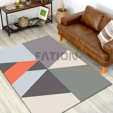 160×230 cm Unique Decor Area Rug Print Floor Carpet
