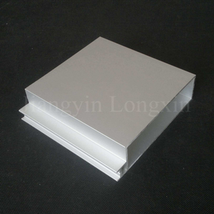 Matt Anodized Aluminium Profile for Curtain Wall