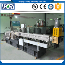 Good Quality Parallel Co-rotating PP/PE Compounding Extruder Plastic Compound Machine