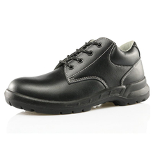 KNG002 top layer leather anti static waterproof S3 standard kings safety shoes