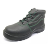 ENS006 genuine leather steel toe european safety boots
