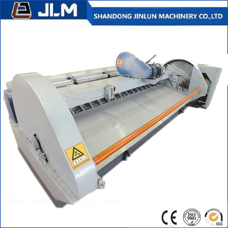 8 Feet High Precision Lathe Veneer Peeling Machine