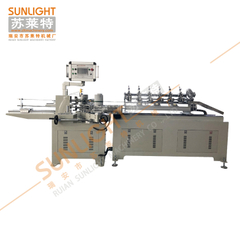 SL-SSDB High Speed ​​6 Cutting Knife System Paper Straw Making Machine