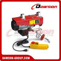 DS-PA200B-DS-PA1600B Mini Electric Hoist, Electric Wire Rope Hoist