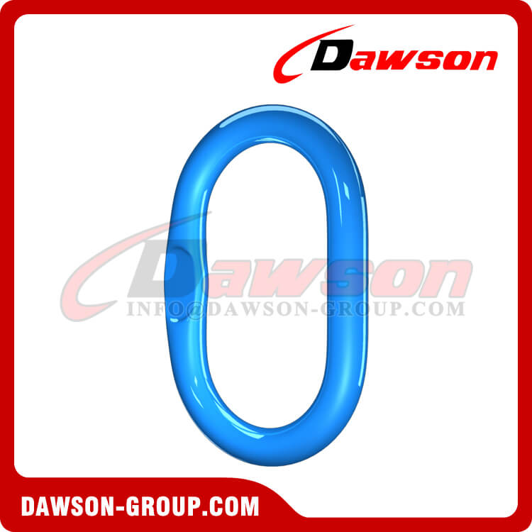 G100 Forged Master Link, Grade 100 Alloy Steel Master Link for Chain Slings - Dawson Group Ltd. - China Factory, Exporter