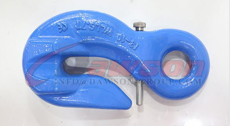 G100 Special Eye Grab Hook With Safety Pin China