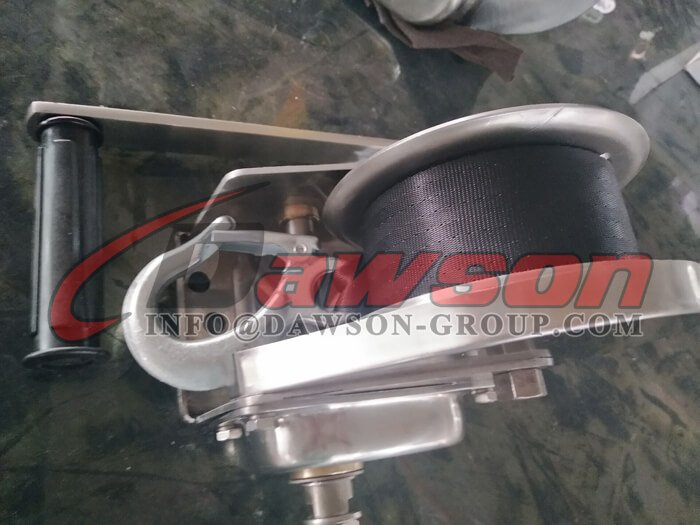 Stainless Steel Hand Winch - Dawson Group Ltd. - China Supplier