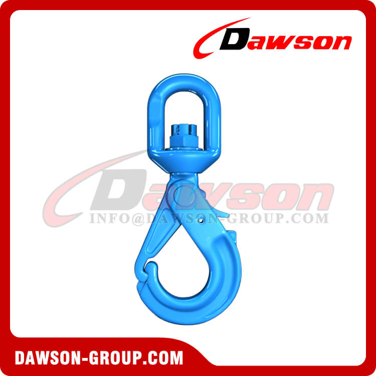 Dawson G100 Special Swivel Self-locking Hook with Grip Latch - China Supplier