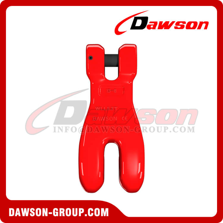 DS073 Grade 80 Clevis Chain Clutch for Adjust Chain Length - Dawson Group Ltd. - China Manufacturer, Supplier