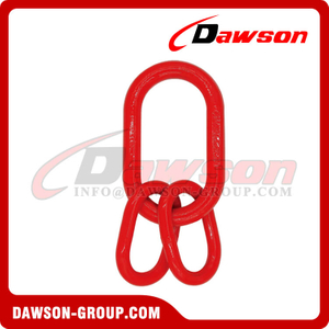 DS134 G80 Master Link Assembly for Wire Rope Slings