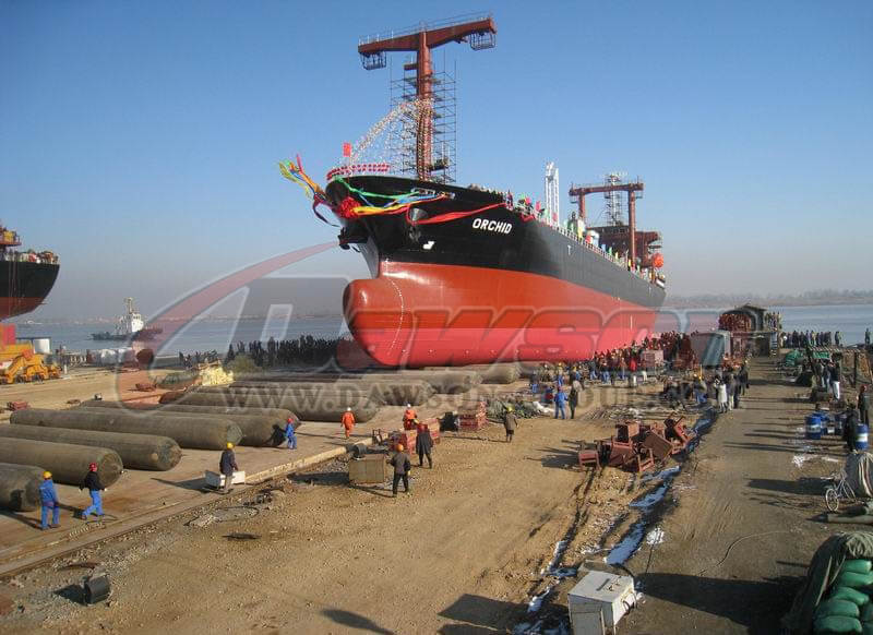 Application of Marine Airbags - China Factory