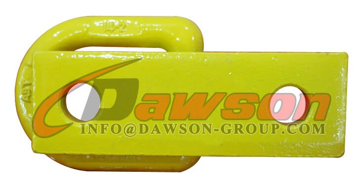 G80 Weld On Pivoting D Link With Pad - Dawson Group Ltd. - China Manufacturer