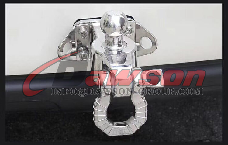 Stainless Steel 304 Loose Trailer Hook - Dawson Group Ltd. - China Manufacturer, Factory