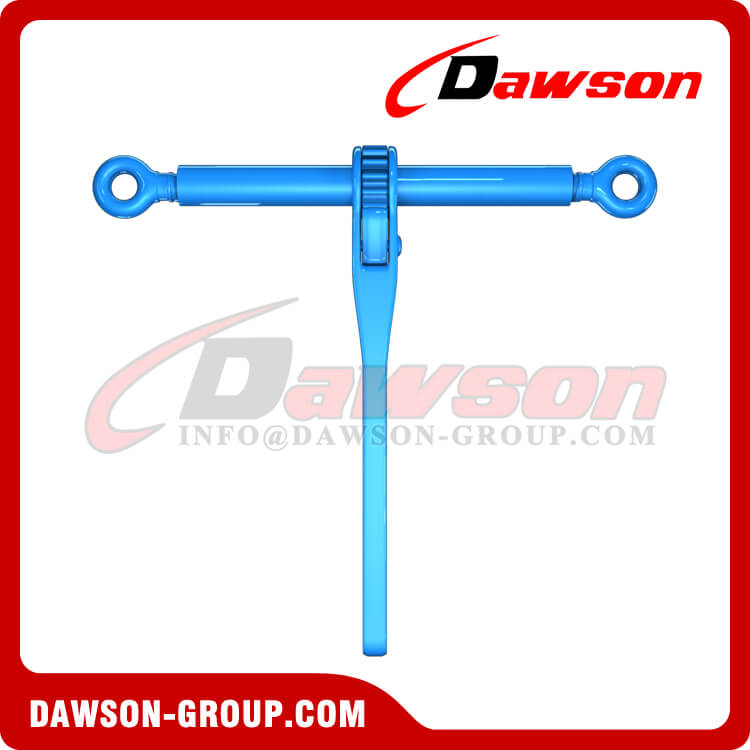 G100 Ratchet Binder without Links and Hooks, Grade 100 Load Binder for Lashing - Dawson Group Ltd. - China Manufacturer