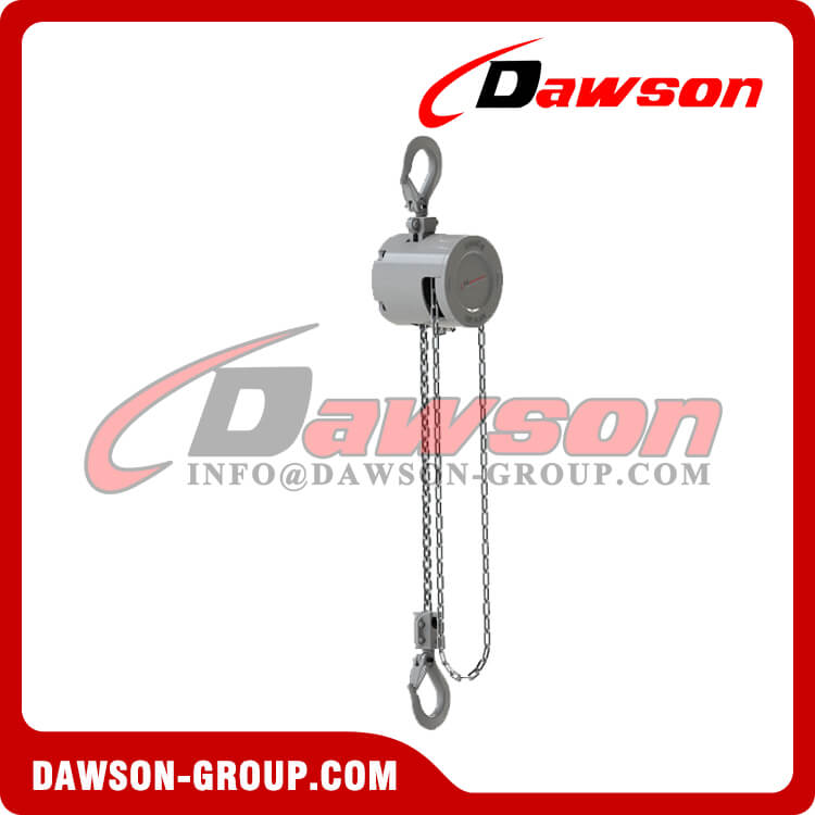 Mini Aluminum Alloy Chain Hoist, Chain Block - Dawson Group Ltd. - China Manufacturer