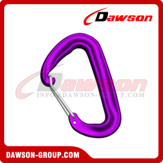 DS7802S Alloy Rock Climbing Buckle