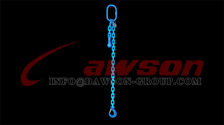 G100 Forged Master Link for Wire Rope Lifting Slings - Dawson Group Ltd. - China Supplier, Factory