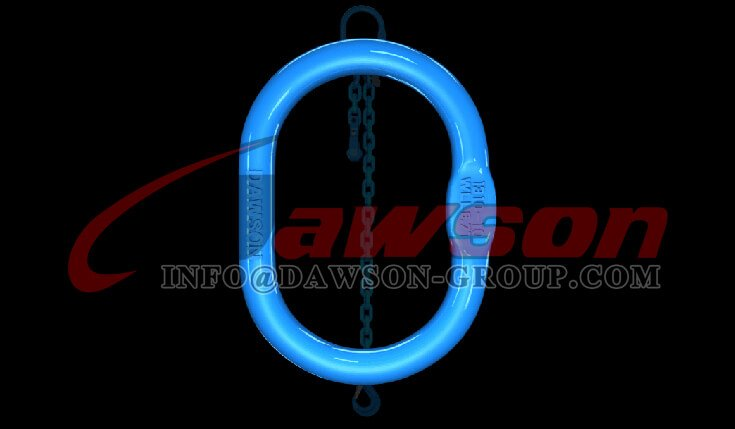 Application of G100 Forged Oversized Master Link - Dawson Group Ltd. - China Supplier, Factory
