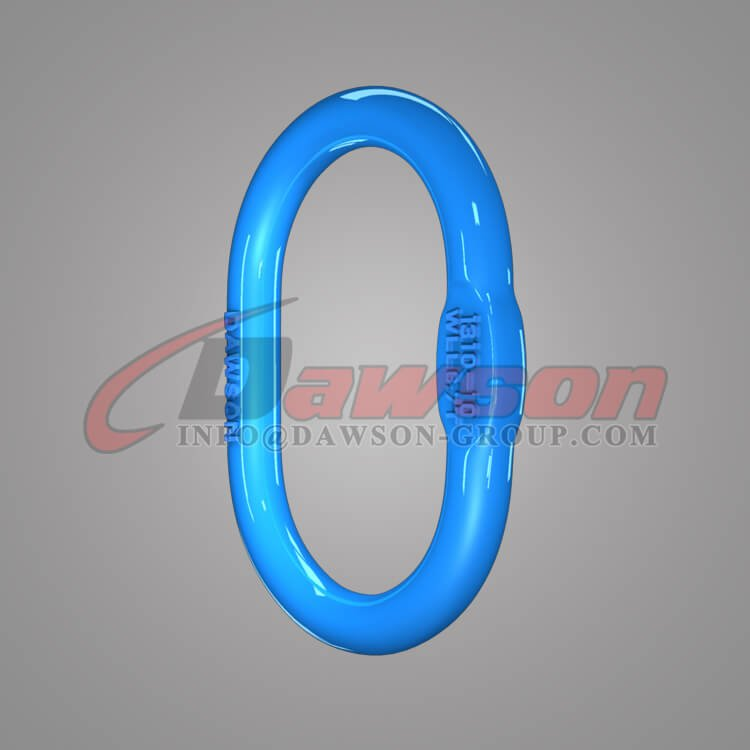 Grade 100 Forged Oversized Master Link for Wire Rope Lifting Slings - Dawson Group Ltd. - China Factory, Exporter