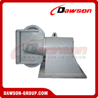 Features of Swivel Anchor Fairlead