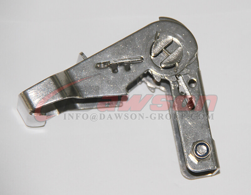 28MM Stainless Steel Ratcheting Buckle, Lashing Buckle - China Manufacturer