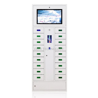 Dedi cell phone charging locker charging kiosk charging station