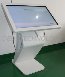 Dedi 32 Inch Interactive Multimedia Kiosk with Touch Screen and PC