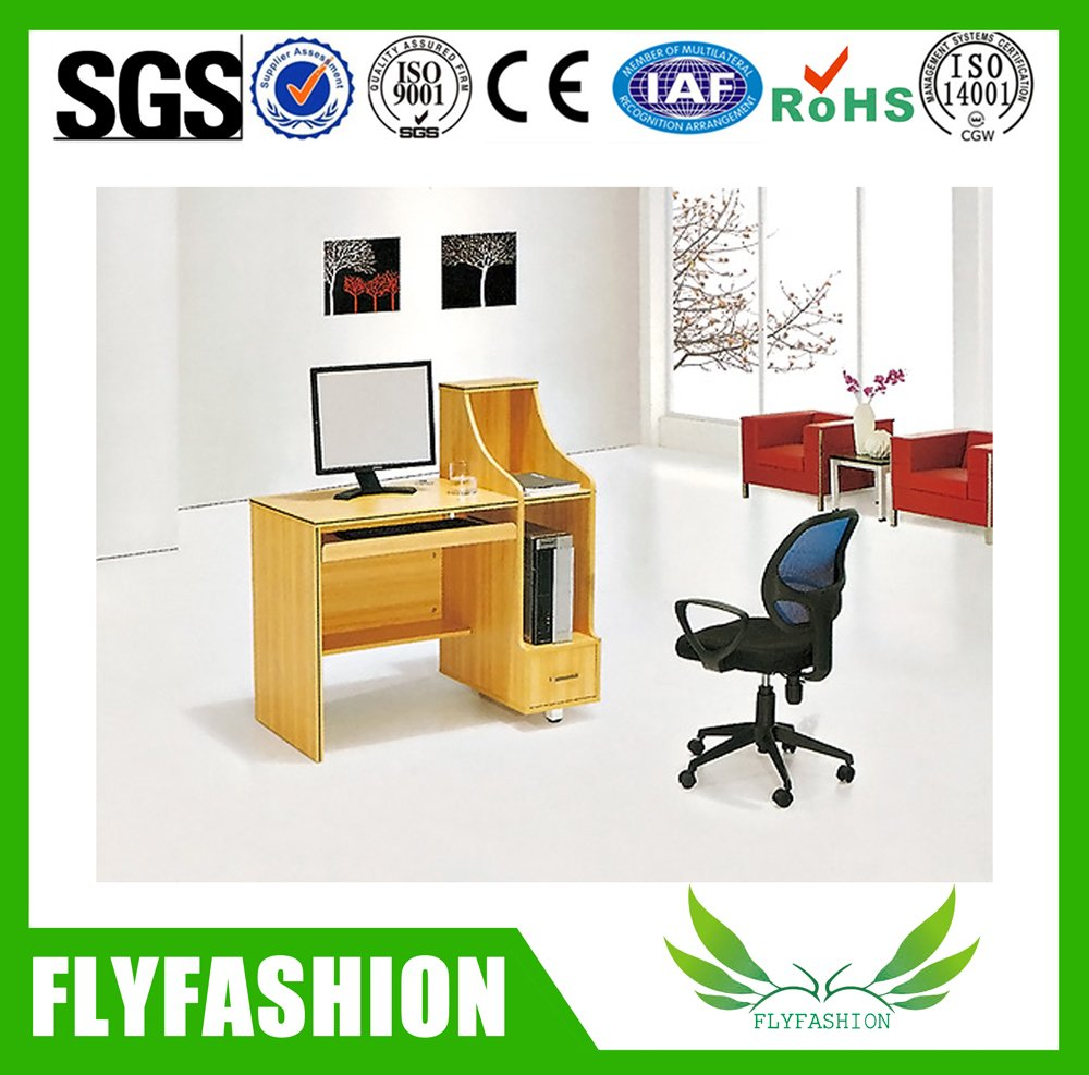 wooden office furniture computer desk(PC-13)