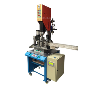 High Speed Ultrasonical Automatic Kitchen Sponge Scourer Pad Making Machine