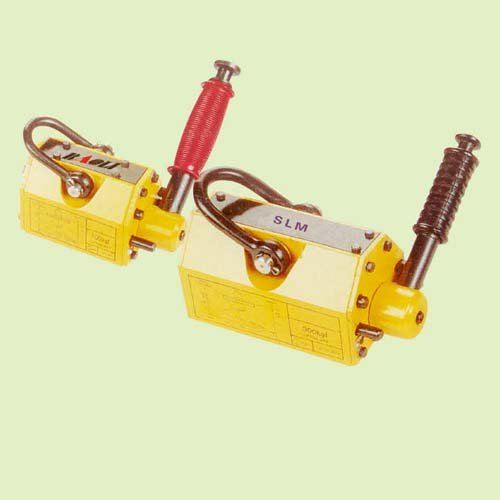 PERMANENT MAGNETIC LIFTING, SAFETY FACTOR: 3.5TIMES SPECIFICATIONS