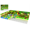 Customized Jungle Theme Kid's Zone Indoor Soft Playground Equipment