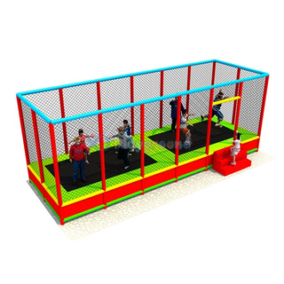 Attractive Customized Amusement Indoor Outdoor Trampoline Park