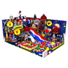 New Custom Design Amusement Park China Indoor Playground with Ball Pool