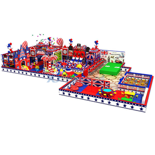 Indoor Playground Type Amusement Park Equipment for sale