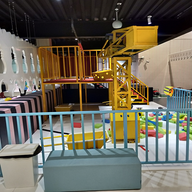 toddler area indoor playground