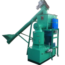 KAF 350-KAF1000 Wood Pellet Machine
