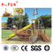Attractive outdoor playground equipment