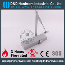 Aluminium Alloy High Quality Practical Door Closer with UL Standard for Commercial Entry Door DDDC-S513