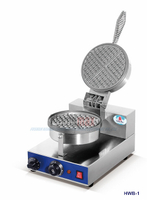 HWB-1 one head waffle making machine on sale