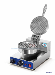 HWB-1 one head waffle making machine en oferta