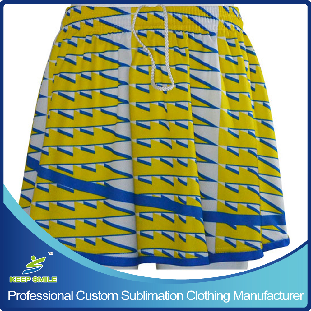 Custom Sublimated Girl's Sports Skirts