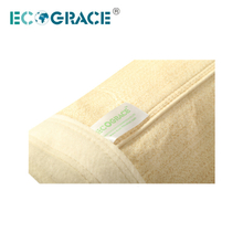 Non-woven Asphalt Aramid / Nomex Needle Felt Filter Cloth