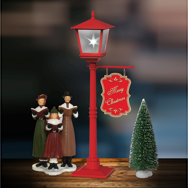 Red-House Mini Christmas Lamp Magic Lamp Table Lamp Christmas Decoration