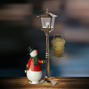 Christmas table lamp mini led lamp Christmas Decoration Supplies