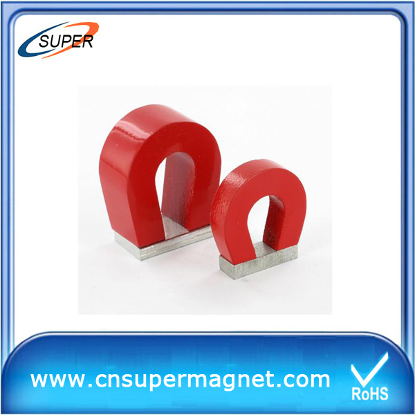 2015 New Product U Magnets with Coating