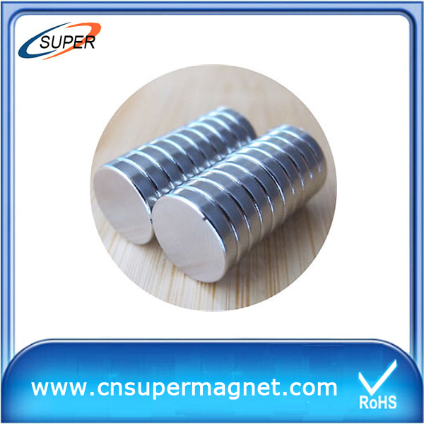 high Quality N35 disc Magnet/ndfeb magnet in China