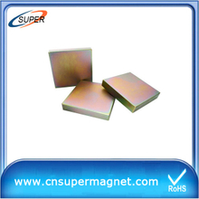 Magnetic block 42H Neodymium block magnets