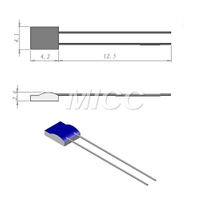 RTD thin film 4.1*4.2mm