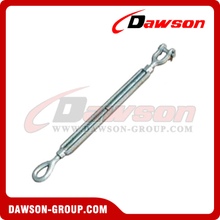 US Type Drop Forged Turnbuckle Jaw & Eye