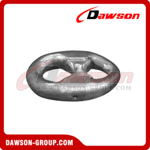 Trident Anchor Shackle for Mooring Anchor Chain